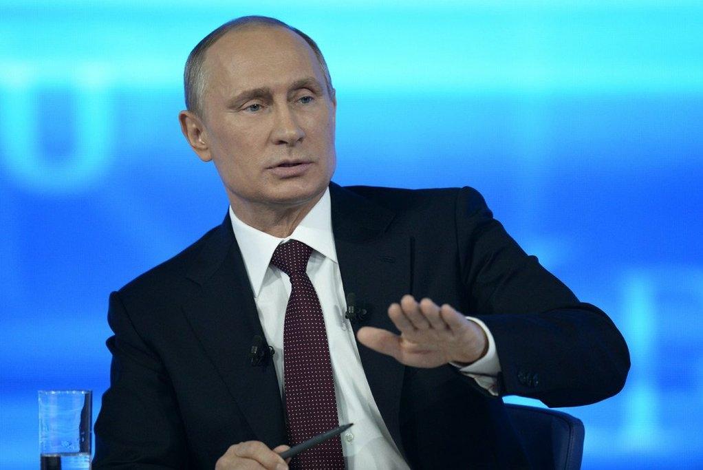 Путин в своём репертуаре: чем так рассердил украинцев русский президент