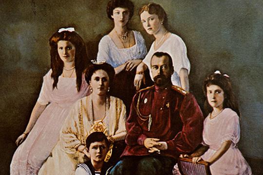 «Романовы же с Рюкиковичами были родственниками... Это было не «родство», а «свойство»