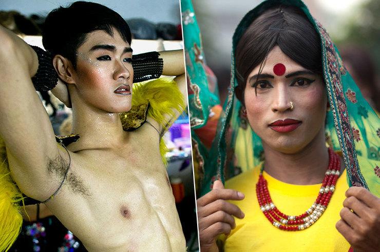 Недвойные стандарты: третий пол в разных культурах мира