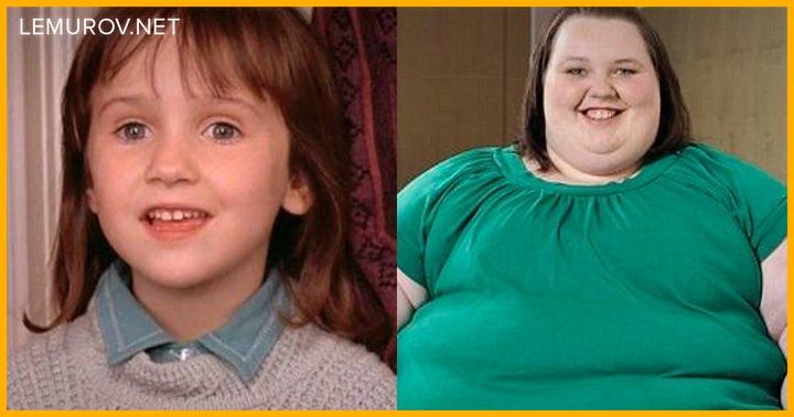 10 популярных милых детей, которые выросли и выглядят совсем по-другому!