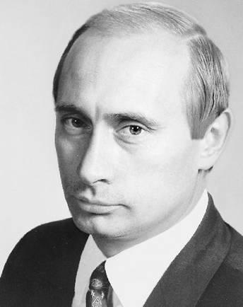 Неизвестный подвиг подполковника Путина