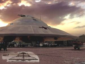 Нацисткий летающий объект