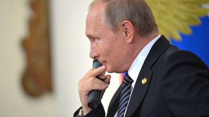 Гениальный план Путина введе…