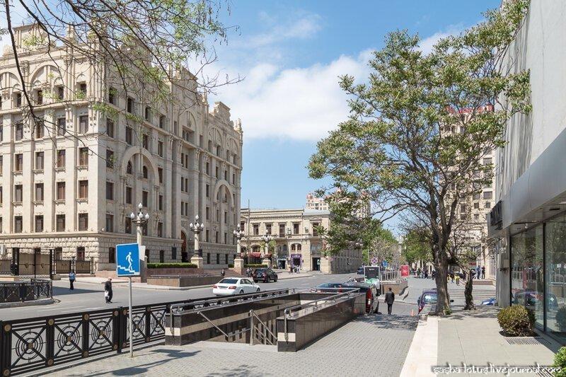 Как из Баку создают кавказский Дубаи