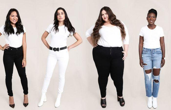 Для стройных и аппетитных: Как выбрать идеальные джинсы для каждого типа фигуры