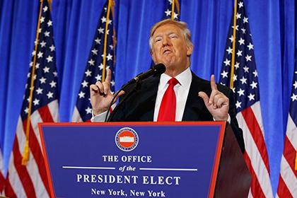 В Давосе Трампа назвали лисой в курятнике за отношение к бедным
