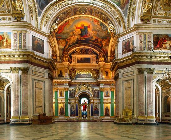 Исаакиевский собор в Санкт-Петербурге. Часть 2