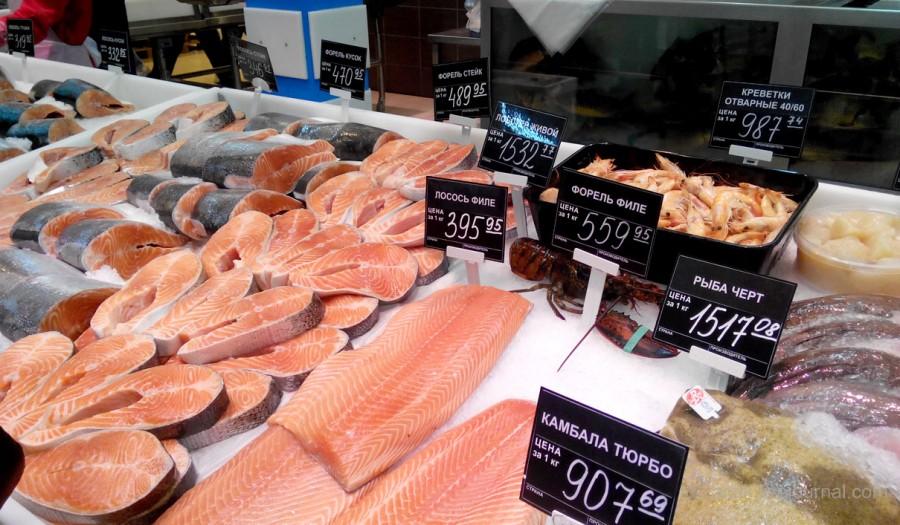 Почему в России такая дорогая рыба?