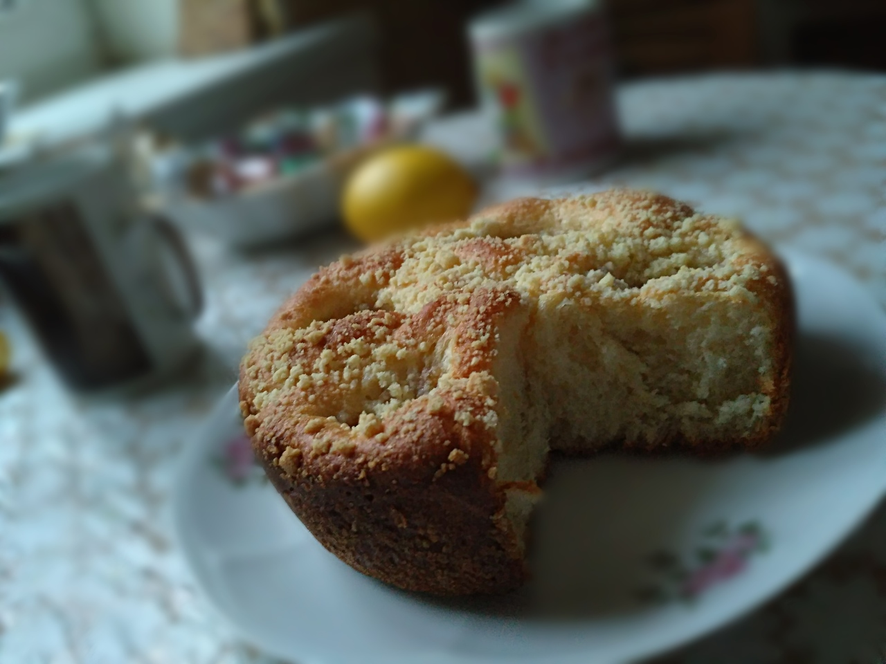 Нежное тесто для пирогов и булочек