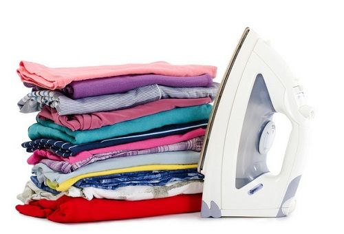 Как можно быстро высушить одежду после стирки?