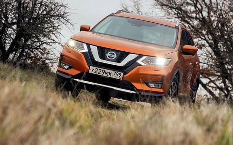 Nissan X-Trail: четвертый не хочет в деревню