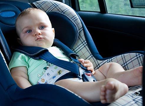Ребенок в автомобиле. Машинная безопасность