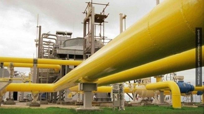 Природное богатство РФ: под Волгоградом открыли газовый комбинат
