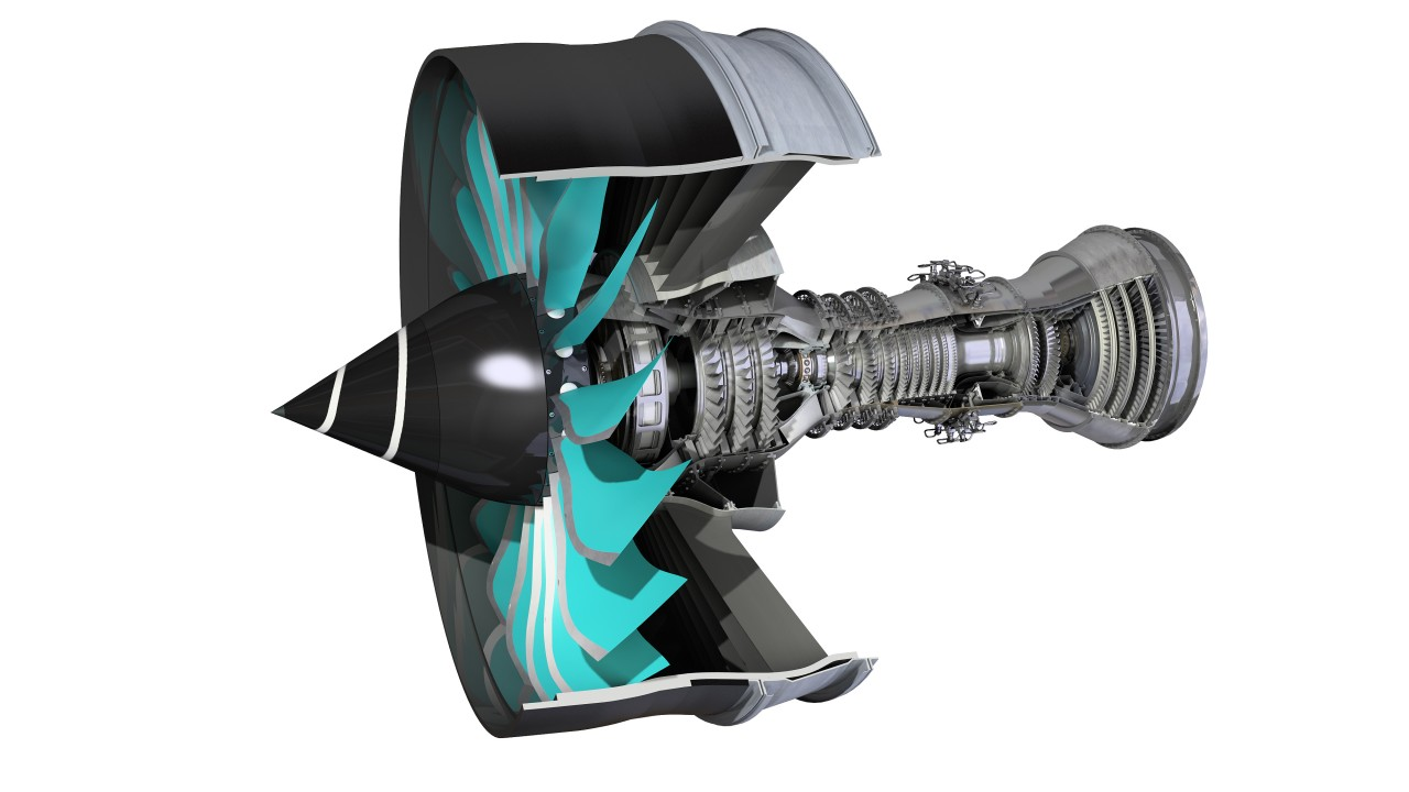Rolls-Royce провёл первые испытания под нагрузкой коробки для UltraFan
