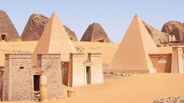 Малоизвестные древние цивилизации