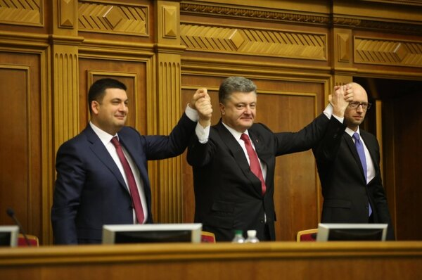 На Украине заявили о банкротстве государства