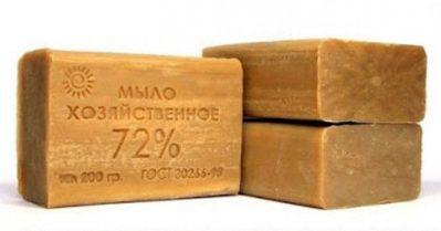 Уникальные свойства хозяйственного мыла --10 необычных способов применения