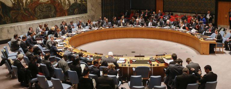 Украина теряет поддрежку в Совбезе ООН