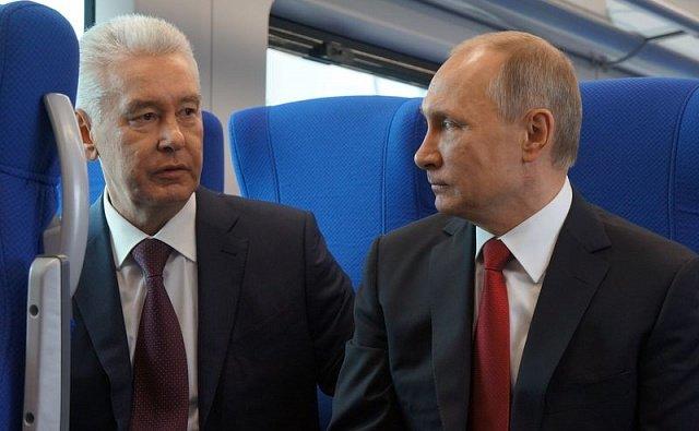 Президент РФ дал поручение Собянину снести все «хрущовки»