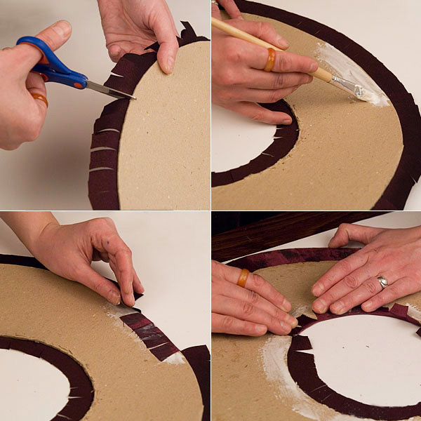 Как своими руками сделать шляпку из картона