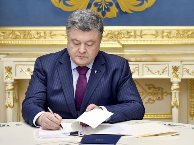 Порошенко распорядился призвать НАТО к разминированию в Балаклее