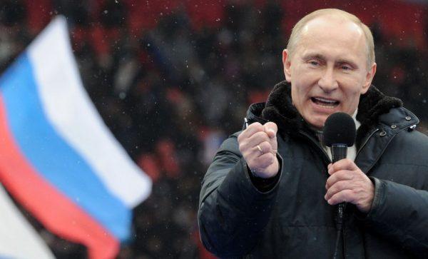 «Ассиметричная атака Путина на демократию в России и Европе»