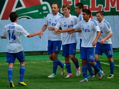 Ставки на спорт. «Динамо» — «Кубань»: бело-голубые нанесут краснодарцам первое поражение в сезоне