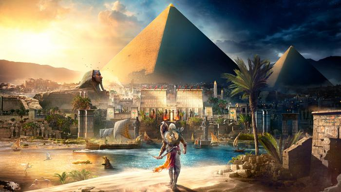 Assassin's Creed: Origins бу…