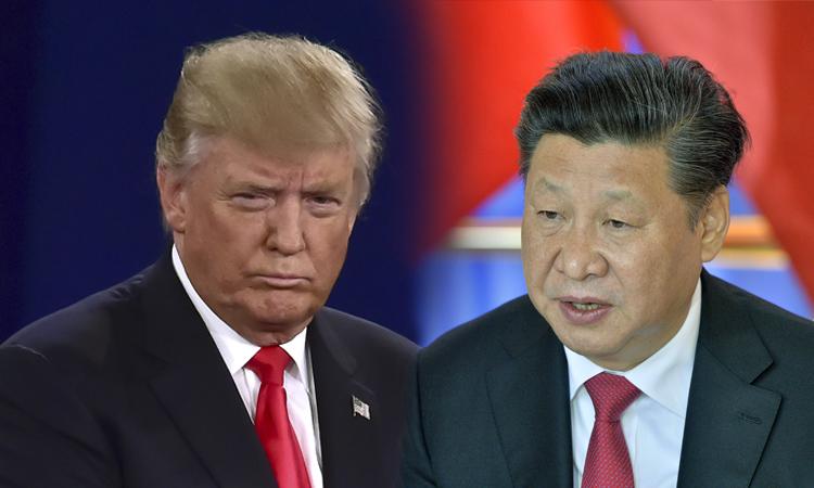 Трамп и Си Цзиньпин расчитыв…