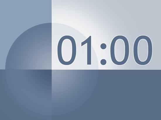 Что произойдет в мире всего за одну минуту?
