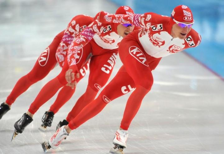 У России отобрали финал Кубка мира по конькобежному спорту