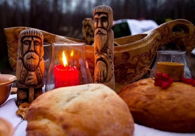 Велесова ночь с 31 октября на 1 ноября— обряды праздника