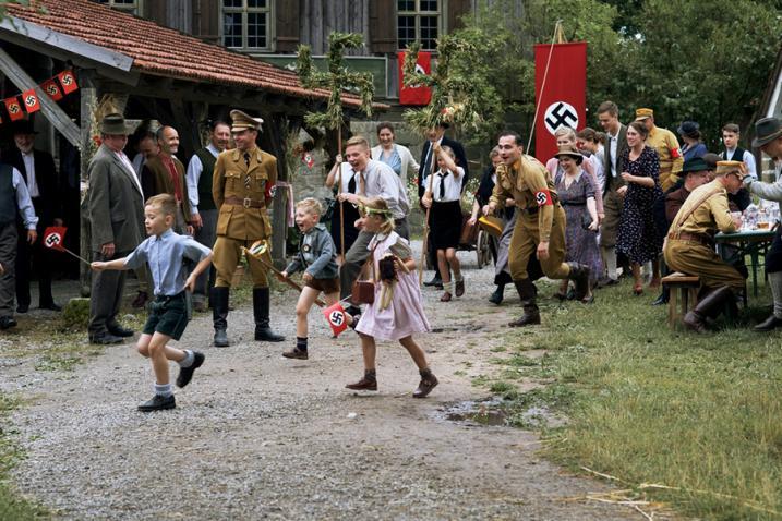 СССР воевал не с Гитлером, а со всей фашиствующей Европой (Празднику Великой Победы посвящается)