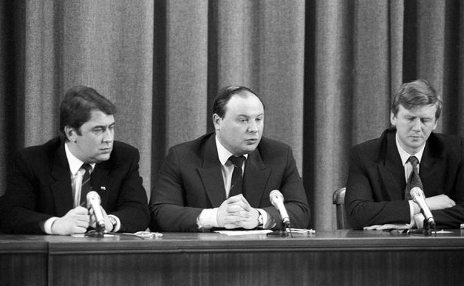 «Реформы» Гайдара: шок и пшик