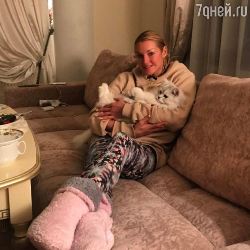 Анастасия Волочкова рассказа…