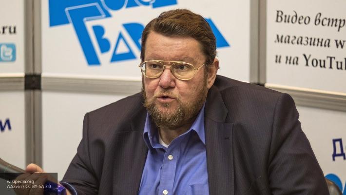 Сатановский: «Европу жаль, нам будет ее не хватать»