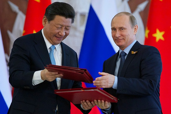 Путин встретится с Си Цзиньпином, чтобы поделить мир и наказать США