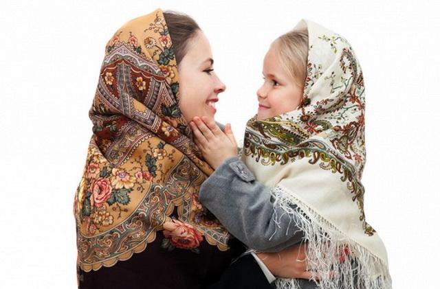 Особенности российских матерей