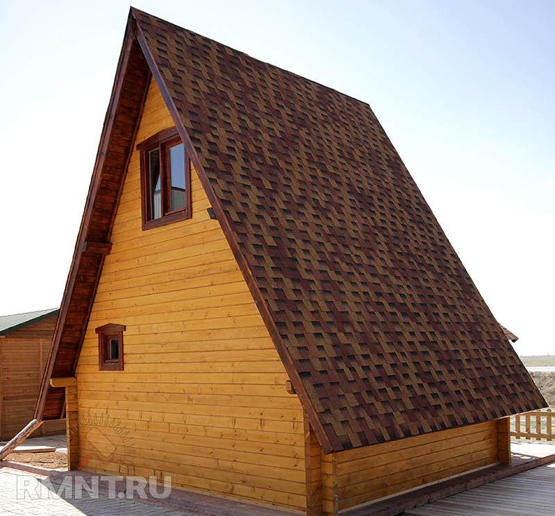 Строим дом шалаш 108