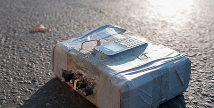 В одном из домов Москвы нашли сумку с бомбой