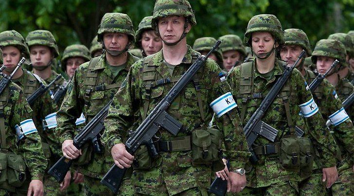 Идеологические опыты на русских школьниках Эстонии: а дустом не пробовали?