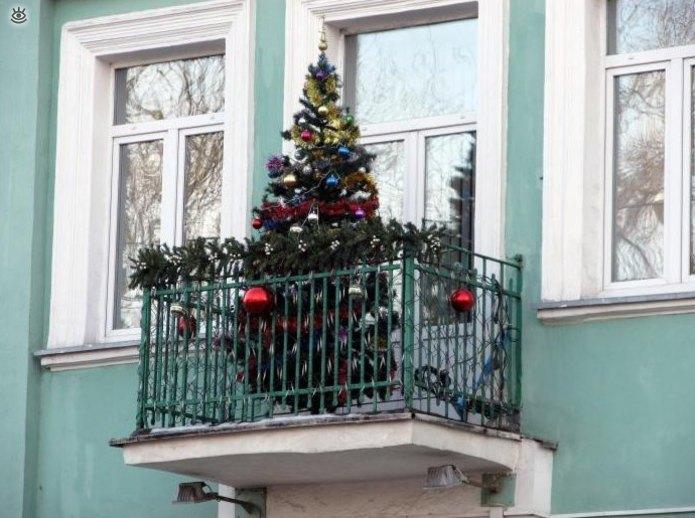 А что на балконе у вас? (18 фото)