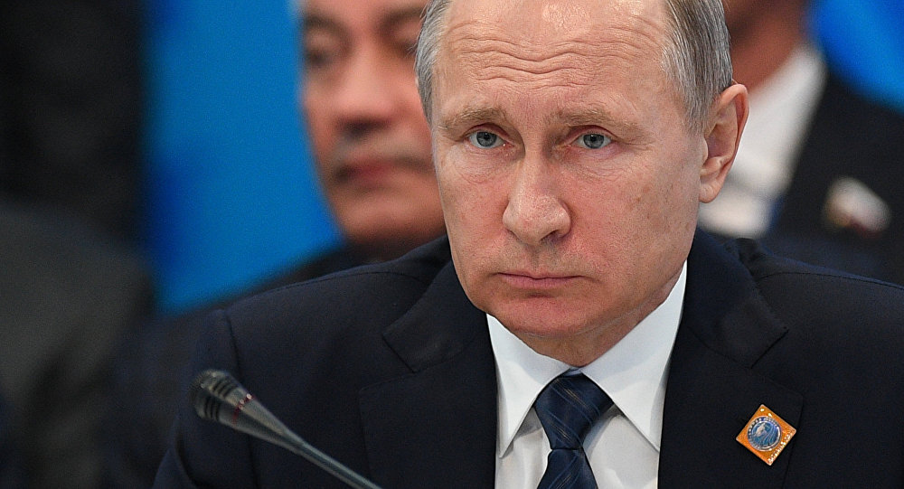 Запад в страхе от альянсов Путина
