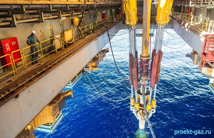 """""""Роснефть"""" может заняться добычей газа на шельфе Египта"""