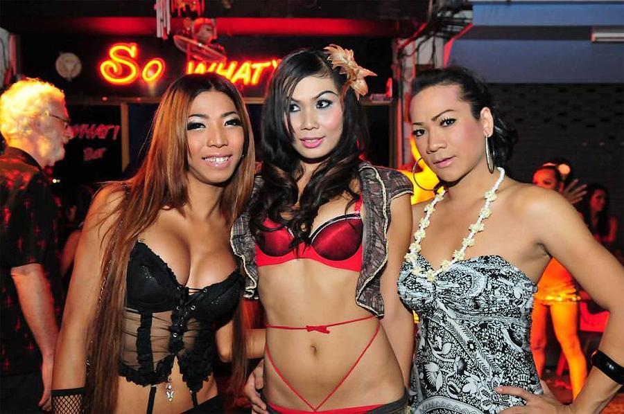Как не попасть в Тае на леди-боя вместо проститутки?
