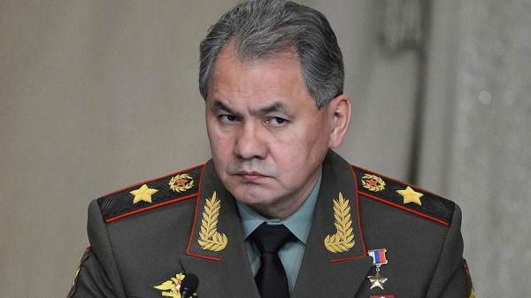 Шойгу заявил обугрозе для российских военных из-за удара США поСирии