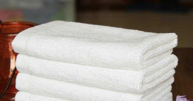 Как сделать полотенца ослепительно белыми