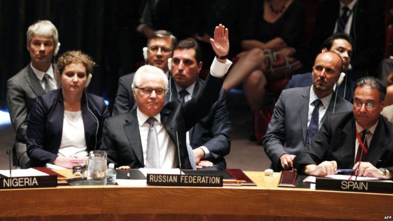 Запад готовится к отмене СБ ООН