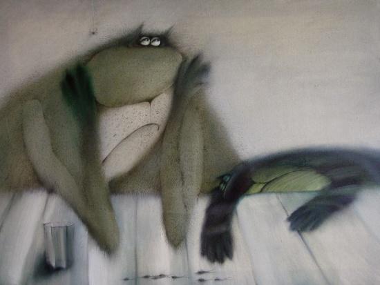 художник Валерий Хлебников картины – 07