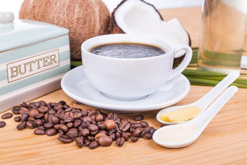 кофе с маслом название